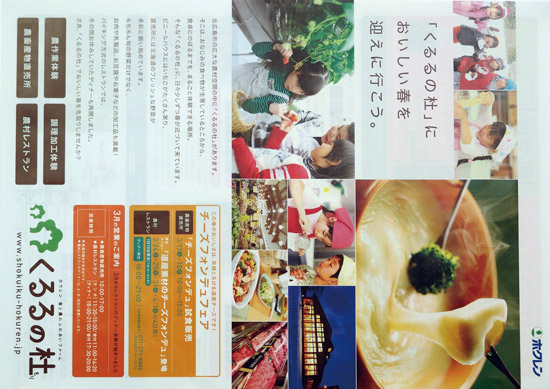 くるるの杜 チラシ発行日:2012/3/17