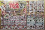 100満ボルト チラシ発行日:2015/1/1