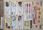 ダスキン チラシ発行日:2013/9/1