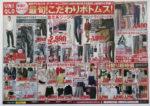 ユニクロ チラシ発行日:2014/2/28