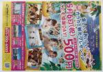 カラカミ観光 チラシ発行日:2014/3/21