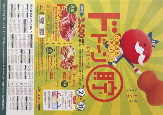 JA チラシ発行日:2014/6/2