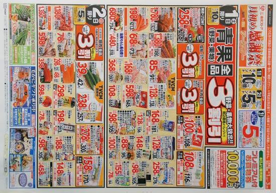 東光ストア チラシ発行日:2017/4/1