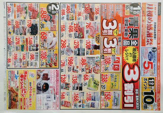 東光ストア チラシ発行日:2018/5/1
